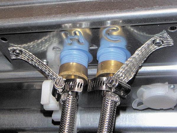 Подключение экранирующей оплетки силового кабеля