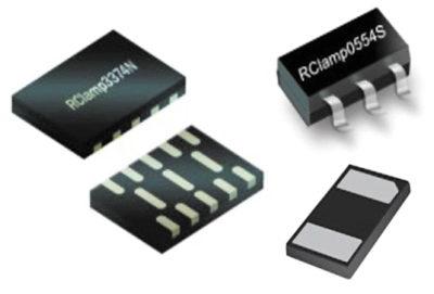 Внешний вид типовых корпусов, используемых при производстве устройств серии RailClamp