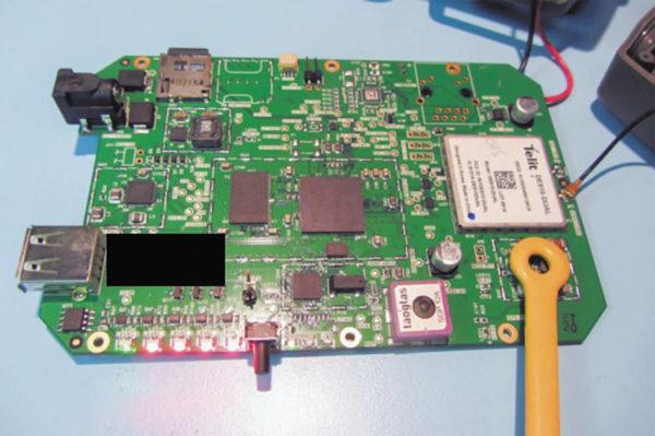 Исследование источников шума DC/DC-преобразователя на типичном беспроводном устройстве