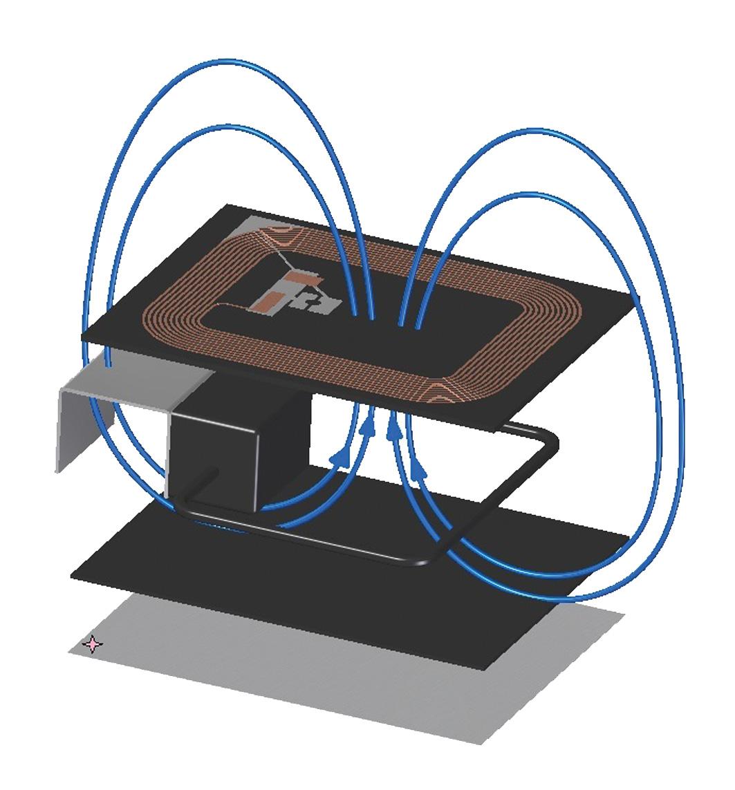 Экранирование устройств NFC-RFID