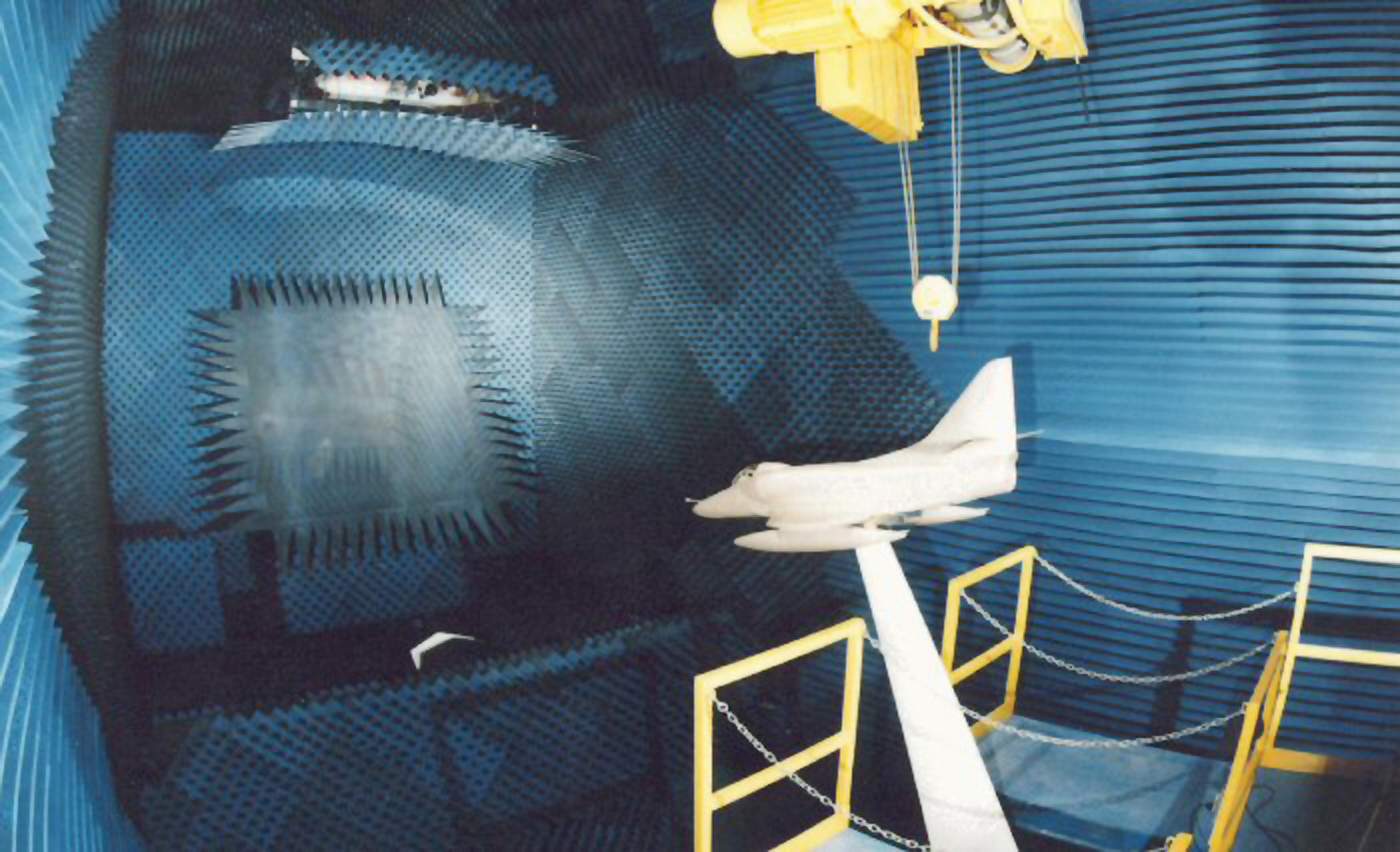 Компактный радиолокационный измерительный комплекс