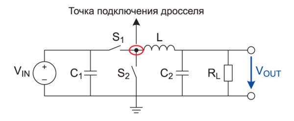Типовой DC/DC-¬преобразователь