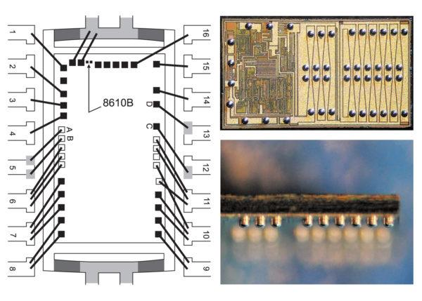 Изменение внутренней топологии и корпусирования для контроллера DC/DC-преобразователя архитектуры Silent Switcher