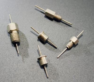 Внешний вид фильтров Б27, Б30-1 и Б30-2 производства Гириконд