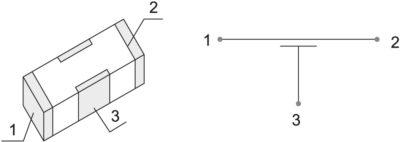 Конструкция и электрическая схема чип-фильтра