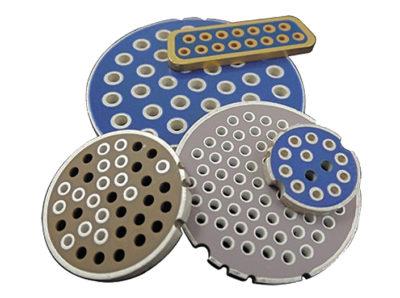 Конденсаторы, выполненные в виде планарных решеток