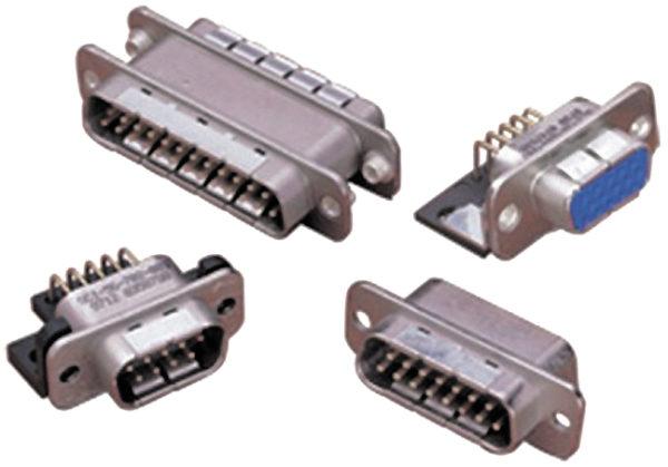 Высокоэффективные фильтрующие разъемы D-SUB, серия 700