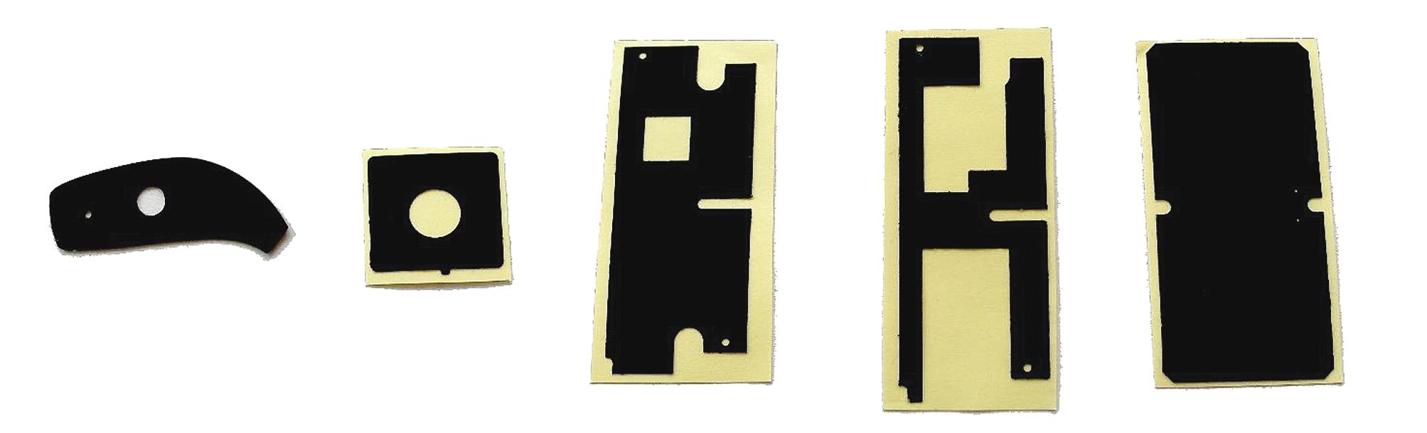 Примеры заказных пластин WE-FSFS