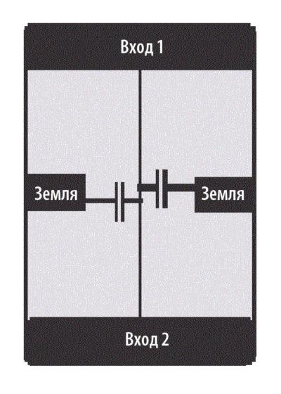 Проходной конденсатор