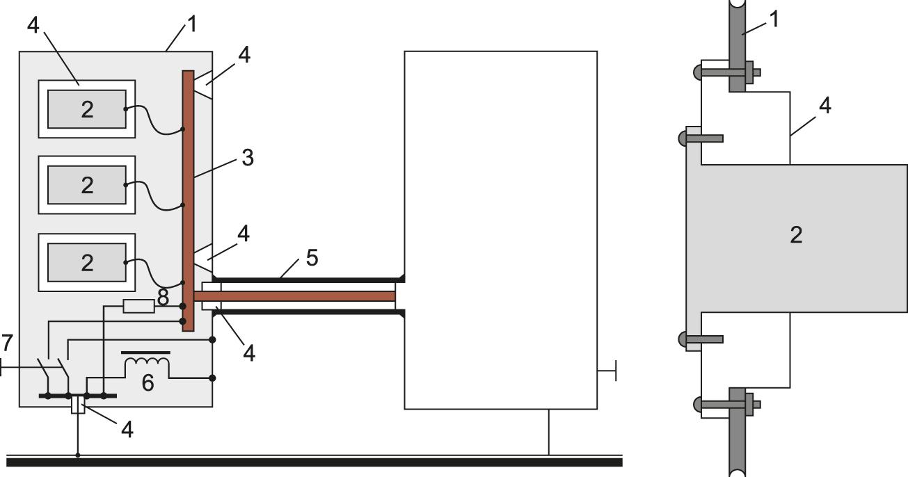 Пример реализации системы заземления «специальная плавающая земля»