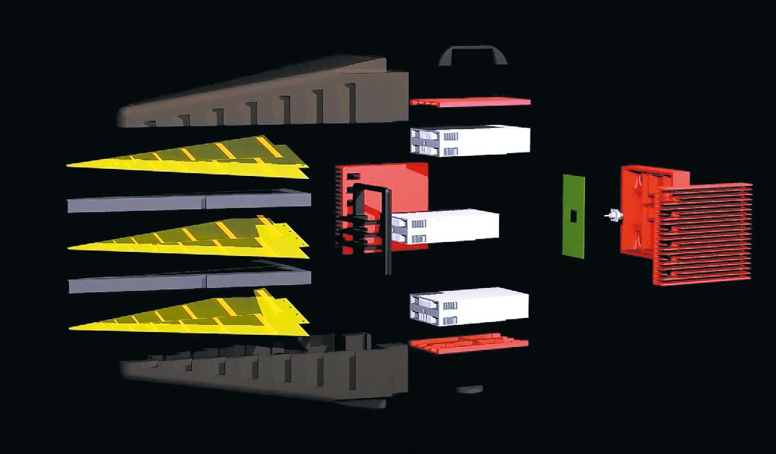 Конструкция генератора поля RFS2006B