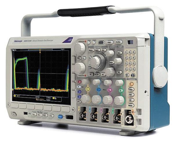 Комбинированный осциллограф MDO3000 компании Tektronix