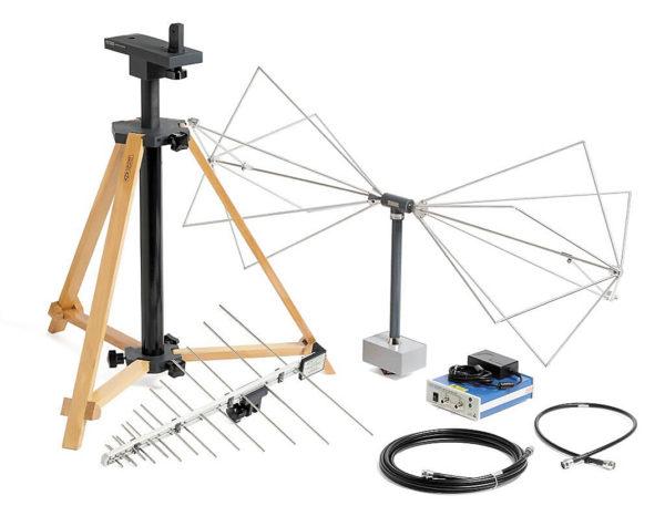 Антенны и принадлежности от компании Tektronix, используемые для предварительного тестирования на соответствие требованиям ЭМС