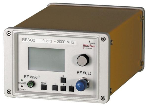 Аналоговый генератор сигналов RFSG6 производства AnaPico