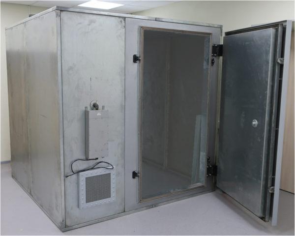 Пример готовой экранированной камеры ТЕКО
