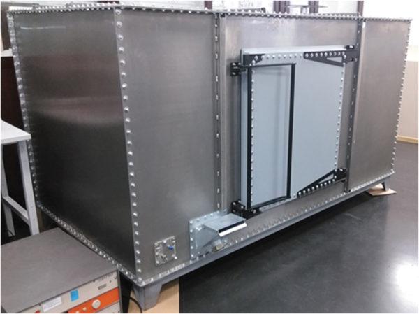 Пример функционирующей реверберационной камеры ТЕКО