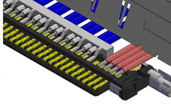 Конструкция заземляющей шины в корпусе разъема и ее практическая реализация