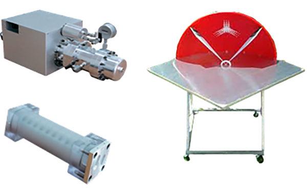 Импульсные генераторы напряжения и антенна