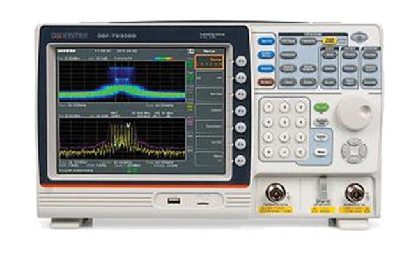 Внешний вид анализатора спектра GSP79330A/ GSP79330A (TG)