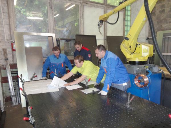 Составление технического задания на проведение подготовительных строительно-монтажных работ