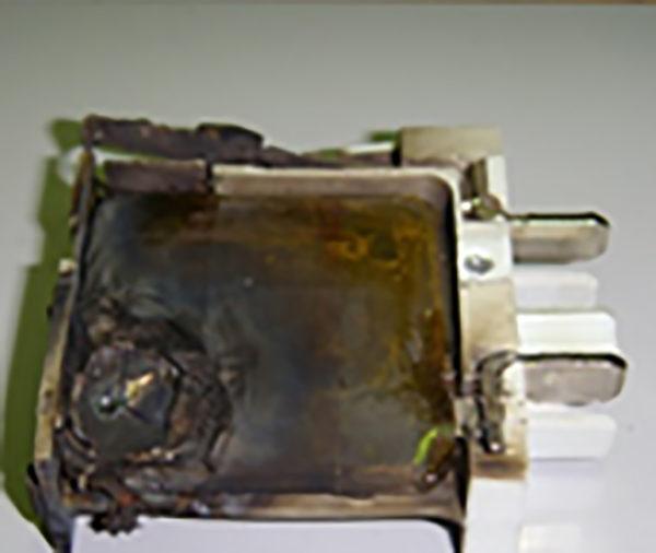 Элементы защиты системы оптоволоконной связи после преднамеренных воздействий