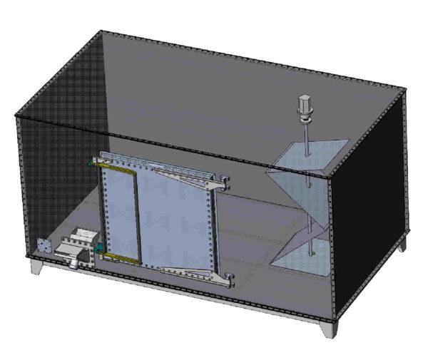 Проект реверберационной камеры