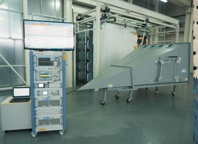 Интеграция модульной системы измерений и испытаний от Rohde & Schwarz (МССИИ ЭМС) и GTEM 5407, FACT™ 10-4.0 STANDARD производства ETS-Lindgren