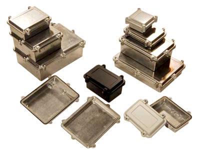 Экранирующие корпуса серии HQ0XXEMS от от Gainta Industries
