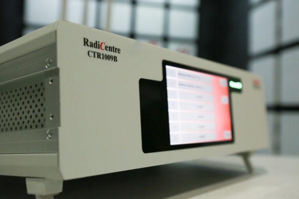 Базовое шасси RadiCentre для управления системой RadiField