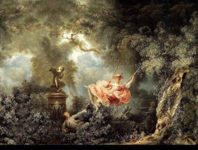 Жан Оноре Фрагонар, «Счастливые возможности качелей»