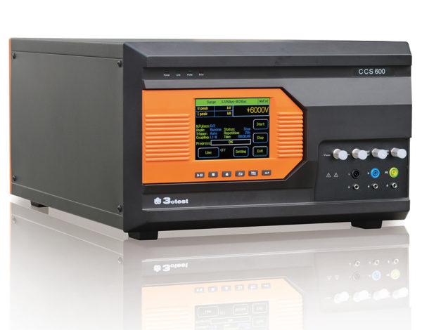 Универсальная система CCS600 от компании 3CTEST